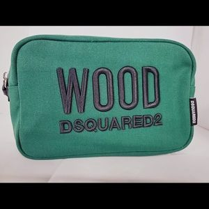 Wood Dsquared2 Toiletry Bag